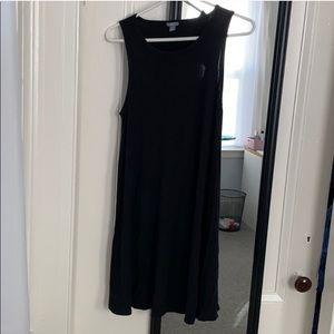 Aerie open back dress. Never worn